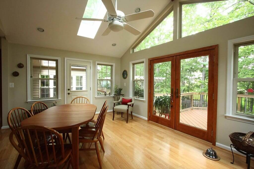 professional sunroom contractors in Winchester, VA